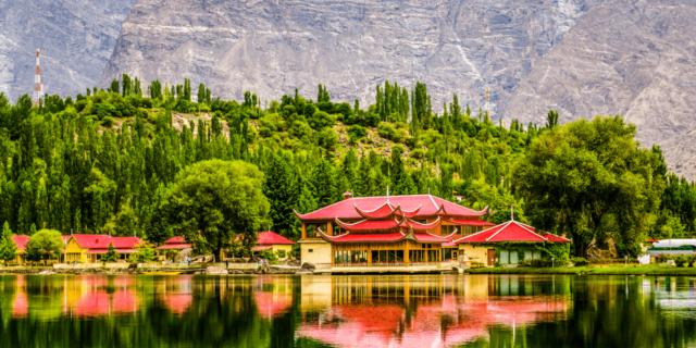Shangrila Lake