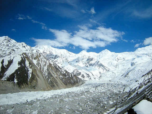 Viewpoint of Nanga Parbat