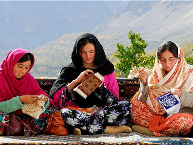 Know About the People of Hunza