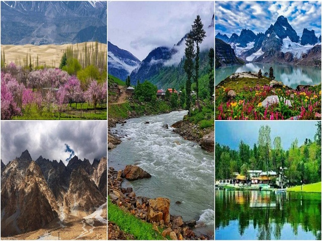 Pakistan Visiting Places for a Memorable Holiday Trip